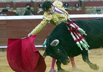 José Tomás Abaixo das Expectativas em Huelva