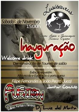 Montoito (Redondo) - Inauguração Lusitauros