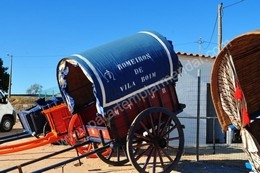 Festival de luxo com tarde fria em Vila Boim