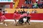 As imagens do Festival Taurino de São Manços