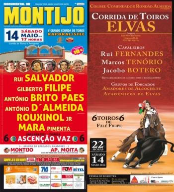 Montijo e Elvas seguem em frente