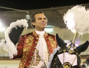 Joaquim Bastinhas irá ser distinguido em Badajoz com o