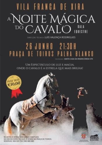 A NOITE MÁGICA DO CAVALO
