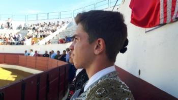 João D`Alva, Sábado, 24 na final do VI Certame de Escolas de Toureio da Comunidade de Madrid