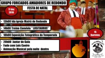 Festa de Natal dos GFA Redondo