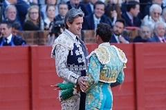 António Ferrera e Paco Ureña triunfam em Sevilha