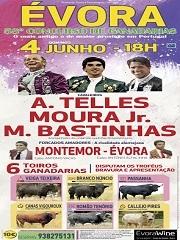 58º. Concurso de Ganadarias em Évora