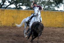 António Maria Brito Paes em preparação de temporada