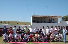 Aposento da Chamusca - Treino em Espanha
