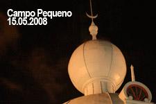 Galeria Fotográfica - Campo Pequeno - 15 de Maio de 2008
