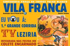 Corrida de Vila Franca já não vai ser transmitida na TV.