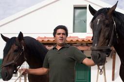 Um dia com José Manuel Duarte