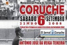 Homenagem ao ganadeiro António José da Veiga Teixeira
