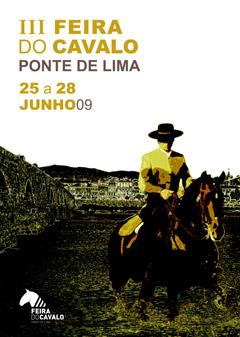 Programa Feira do Cavalo de Ponte de Lima