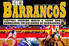 Festival Misto de Beneficiência em Barrancos dia 4 Abril