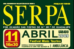 Festival Misto Taurino em Serpa
