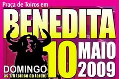 Toiros em Benedita dia 10 Maio