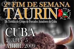 II Fim de Semana Taurino em Cuba