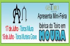 Moura - 1ª Feira Ibérica do Toiro-Toiro