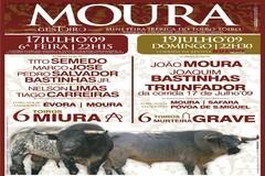 Mini Feira Ibérica do Toiro-Toiro em Moura