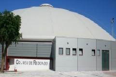 Hoje: Inauguração do Coliseu do Redondo