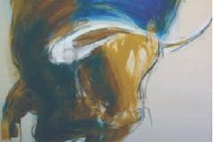 Exposição pintura Taurina em Santarém
