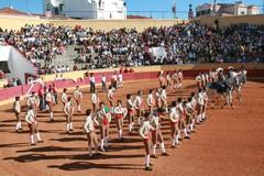 Corrida LUX 2009 na 127ª Tradicional Corrida de Toiros 15 de Agosto Caldas da Rainha