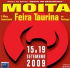 Triunfo de Carreiras na Abertura da Feira da Moita - 15 de Setembro 2009