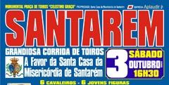 Santarém recebeu corrida agradável no passado dia 3!