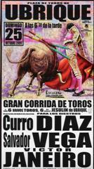 Corrida de Toros em Ubrique