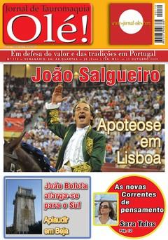 Edição nº 170 do Jornal Olé!