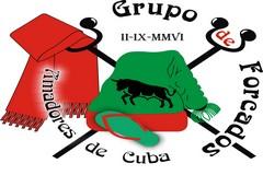 Forcados Amadores de Cuba no top 5 da escalafón