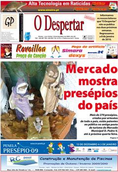 Semanalmente vai-se falar de toiros num Jornal da Região de Coimbra. Enhorabuena!