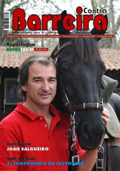 Edição N.º 5 da Revista CONTRA BARREIRA já se encontra nas bancas!