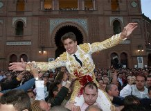 Triunfo de Ruben Pinar em Valencia