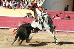 Moura Jr. triunfa em Espanha e sai em ombros
