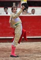Arturo Macías, triunfa em Alicante