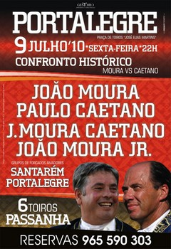 Moura e Caetano enfim juntos!