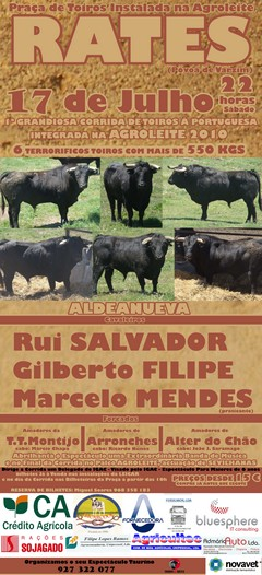 Marcelo Mendes cumpre 14º actuação em Rates