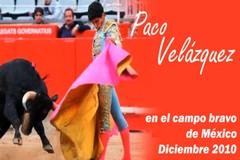 Video da preparação de Velasquez no México