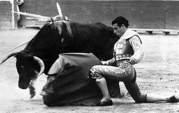 António Ordoñez, el matador de Ronda.