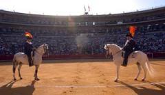 Primeira Novilhada das Fallas de Valencia 2011
