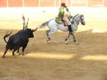 Feria de La Magdalena 2011 em Castellón.