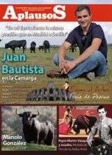 Aplausos Semanário Taurino de 11 de Abril de 2011