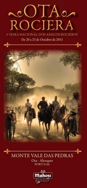 Ota Rocieira de 20 a 23 de Outubro