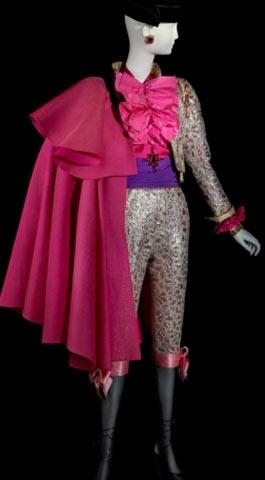 Yves Saint-Laurent - o estilista taurino