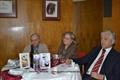 Imagens do jantar  de homenagem aos Amadores de Alcochete na Tertúlia Tauromáquica