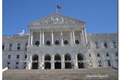 Aficionados no Parlamento para a discussão petição Nº 2/XII/1,