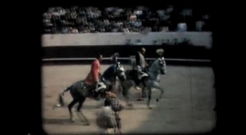 Vídeo de uma Corrida em Vila Franca de Xira em 1965