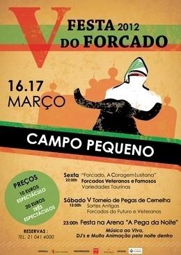 Variedades Taurinas marcam o arranque da V Festa do Forcado em Lisboa